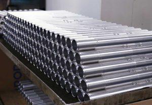 Lavorazioni meccaniche di precisione tubi Enova