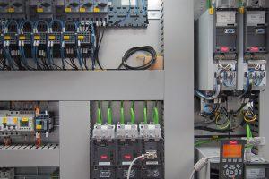 quadri elettrici per automazione industriale